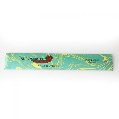 Encens parfum d'ambiance Auroshikha, épices (lumière)