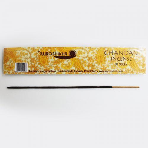Encens gamme exclusive Auroshikha, Chandan