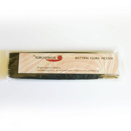 Paquet économique d'encens Auroshikha, Mattipal Flora