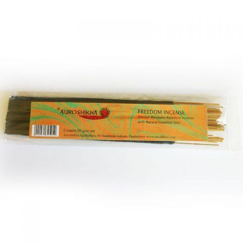 Paquet économique d'encens Auroshikha, Freedom (anti-moustique)