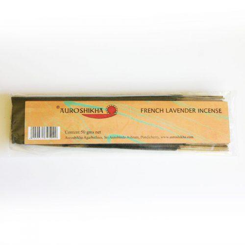 Paquet économique d'encens Auroshikha, Lavande Française