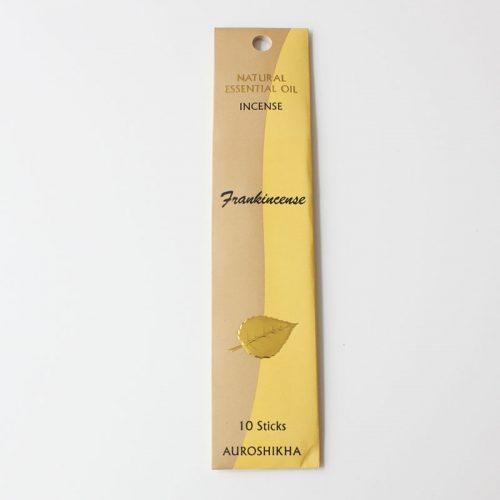 Encens Auroshikha aux huiles essentielles, frankincense