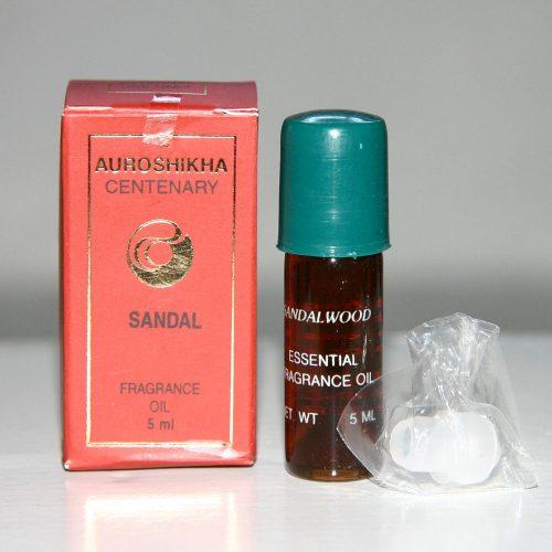 Parfum Auroshikha 5ml bois de santal